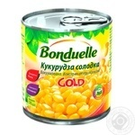 Bonduelle Gold Sweet Corn - buy, prices for Novus - image 1