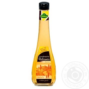 Уксус Kühne Бальзамико винный 500мл - купить, цены на Novus - фото 1