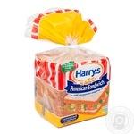 Сандвичный хлеб Харрис пшеничный с отрубями 515г