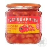 Фасоль Господарочка в томатном соусе 450г