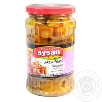 Aysan canned jalapeno pepper 310g