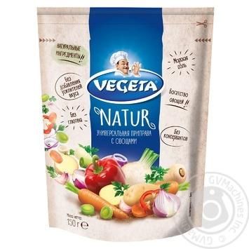 Приправа Вегета Натур с овощами 150г - купить, цены на Novus - фото 1