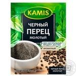 Kamis ground black pepper 20g - buy, prices for Novus - image 1