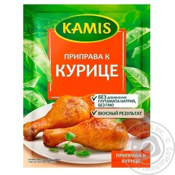 Kamis for chicken spices 30g - buy, prices for Novus - image 1