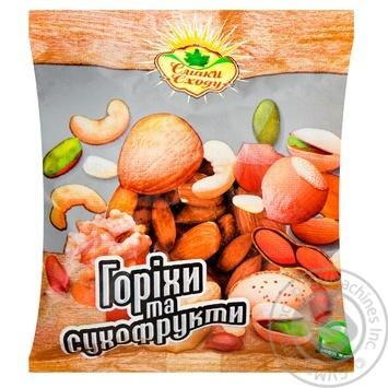 Миндаль Вкусы Востока 100г - купить, цены на Метро - фото 1