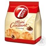 7Days Cocoa Cream Mini Croissant