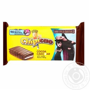 Пирожное Chipicao ваниль и шоколад 64г