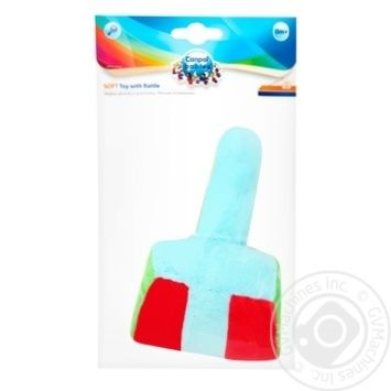 Игрушка-погремушка Canpol babies молоток