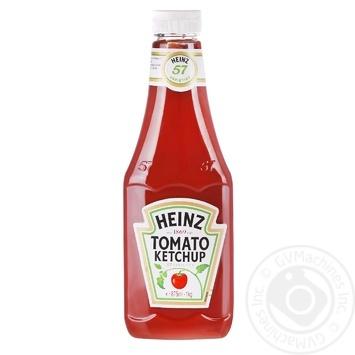 Кетчуп томатний Heinz 1000г - купити, ціни на Метро - фото 1
