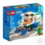Lego Street cleaning machine Constructor