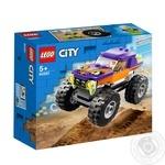 Конструктор Lego Вантажівка монстр