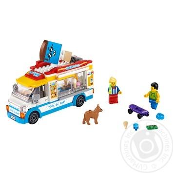 Конструктор Lego Фургон з морозивом - купити, ціни на Novus - фото 2