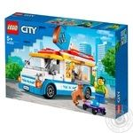 Конструктор Lego Фургон з морозивом
