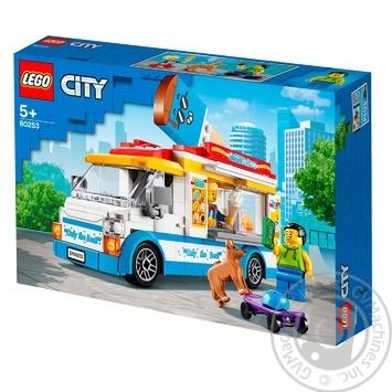 Конструктор Lego Фургон з морозивом - купити, ціни на Метро - фото 1