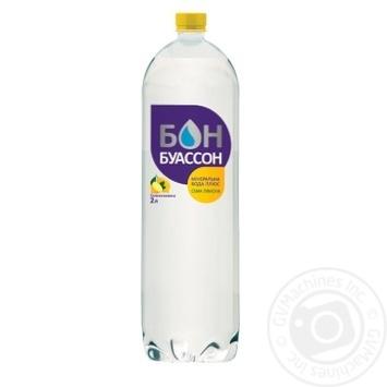 Sparkling mineral water Bon Boisson with lemon 2l - buy, prices for Furshet - image 1
