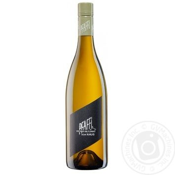 Вино Pfaffl Grüner Veltliner белое полусухое 0,75л