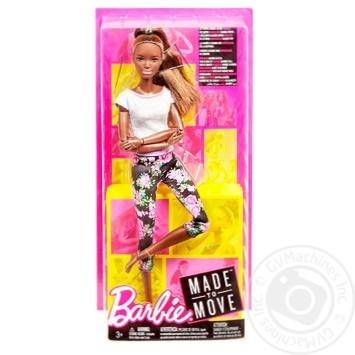 Кукла Barbie Двигайся как я в ассортименте - купить, цены на МегаМаркет - фото 1