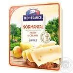 Сыр Ile de France норманталь 150г - купить, цены на Метро - фото 1