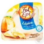 Сыр Фоль Эпи легкий полутвердый нарезанный 32% 150г