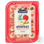 Сыр Ile de France Aperifrais Вкусы Лазурного берега 100г