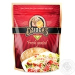 Dziugas lactose free hard grated cheese 40% 100g