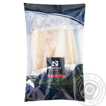 Филе сайды Norven замороженное - купить, цены на Метро - фото 1