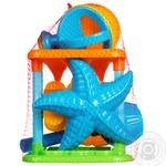 Polesie Toy set Sand mill