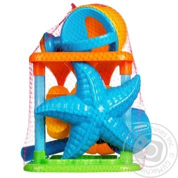 Игровой набор Polesie Песочная мельница