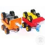 Іграшка Technok Трактор з ковшем  і причепом