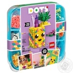 Lego DOTs Pineapple Pencil stand Constructor