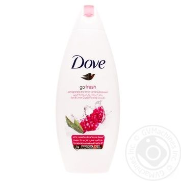 Dove Shower gel Awakening of the feelings 250ml - buy, prices for Novus - image 1