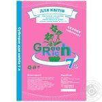 Субстрат Green Rich для квітів та рослин