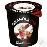 Muesli Mania Granola Cherry Coconut 70g
