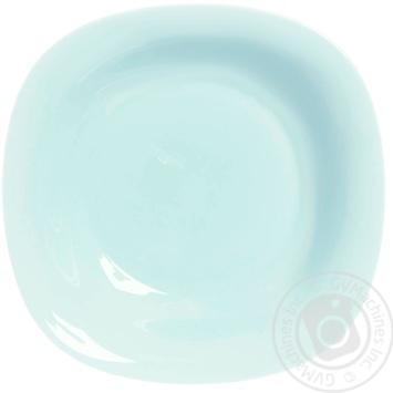 Тарелка Luminarc Carine Light Turquoise 27см