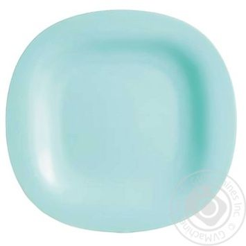 Luminarc Carine Light Turquoise Plate 19cm - buy, prices for Tavria V - image 1
