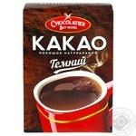 Какао-порошок Chocolatier натуральний темний 80г - купити, ціни на Метро - фото 1