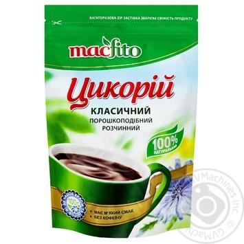 Напій розчинний Macfito цикорій 100г - купити, ціни на Метро - фото 1