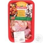Обрезь мяса индейки Натурвиль охлажденная