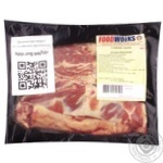 Стейковые полоски говяжьи Food Works охлажденные