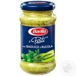 Соус Barilla Pesto Basilico e Rucola 190мл