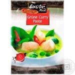 Паста Exotic Food карі зелена 50г