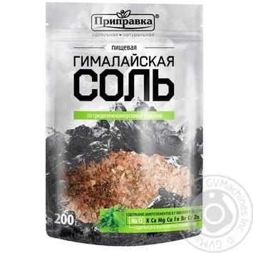 Pripravka with Mediterranean herbs Himalayan pink salt 200g - buy, prices for Novus - image 1