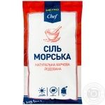 METRO Chef Iodinated Salt 1kg - buy, prices for Metro - image 1
