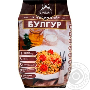 Olimp bulgur groats 700g