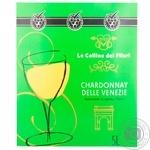 Вино Le Colline dei Filari Шардоне белое сухое 12% 5л