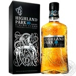 Highland Park 10 Yrs Whiskey 40% 0,7l