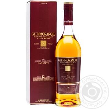 Виски Glenmorangie The Lasanta 12 лет 43% 0,7л - купить, цены на Novus - фото 6