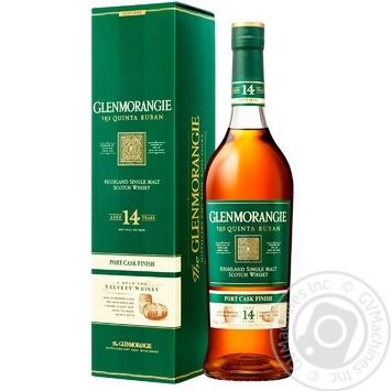 Виски Glenmorangie Quinta 12 лет 46% 0,7л - купить, цены на Novus - фото 2