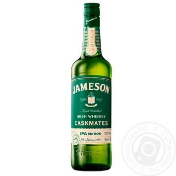 Jameson Caskmates IPA Whiskey 40% 0,7l - buy, prices for CityMarket - photo 1