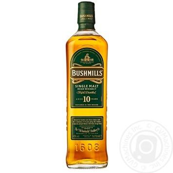 Bushmills Single Malt Irish Whiskey - buy, prices for Novus - image 2